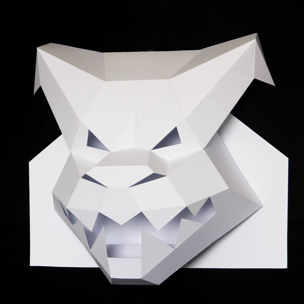 Papercraft design by Ntanos from The Cardboard Kingdom