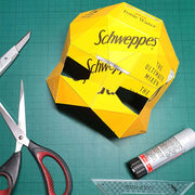 Stay creative Papercraft Mask Challenge Ntanos