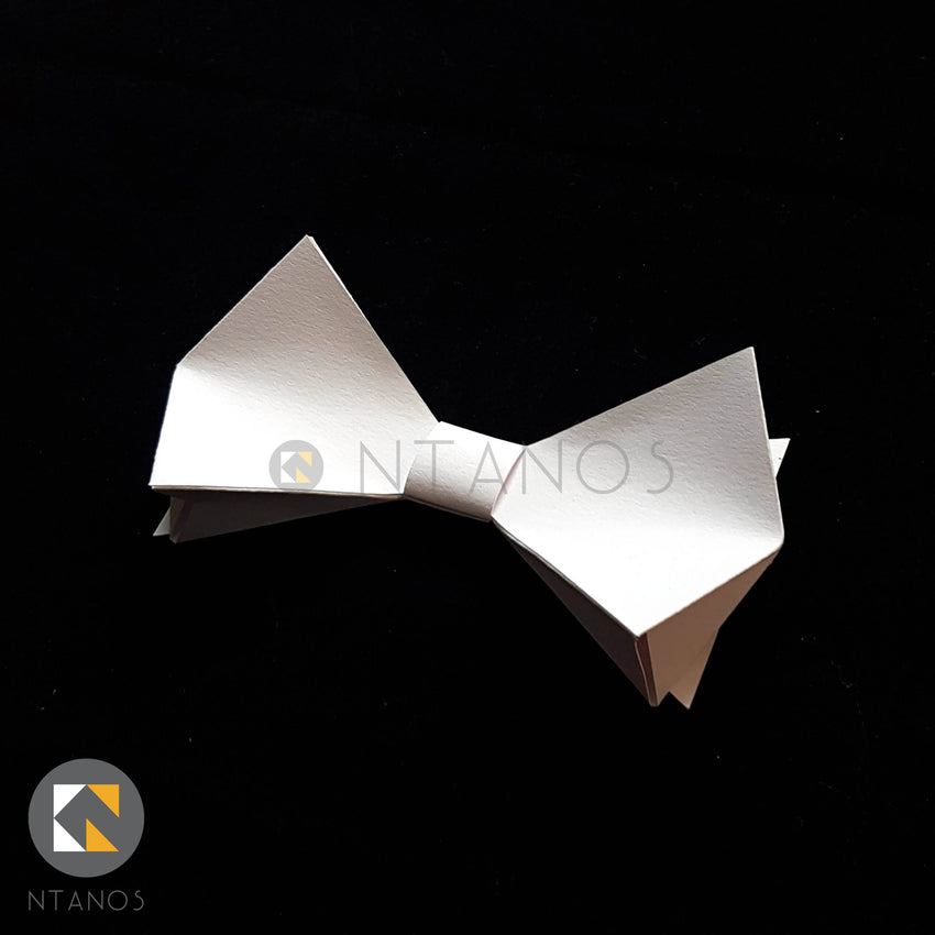 Papercraft make your own paper bow-tie by Ntanos