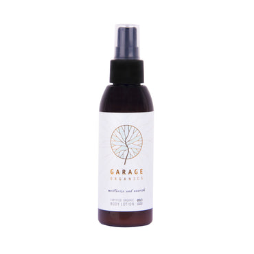 GARAGE ORGANICS BODY LOTION - Store WF