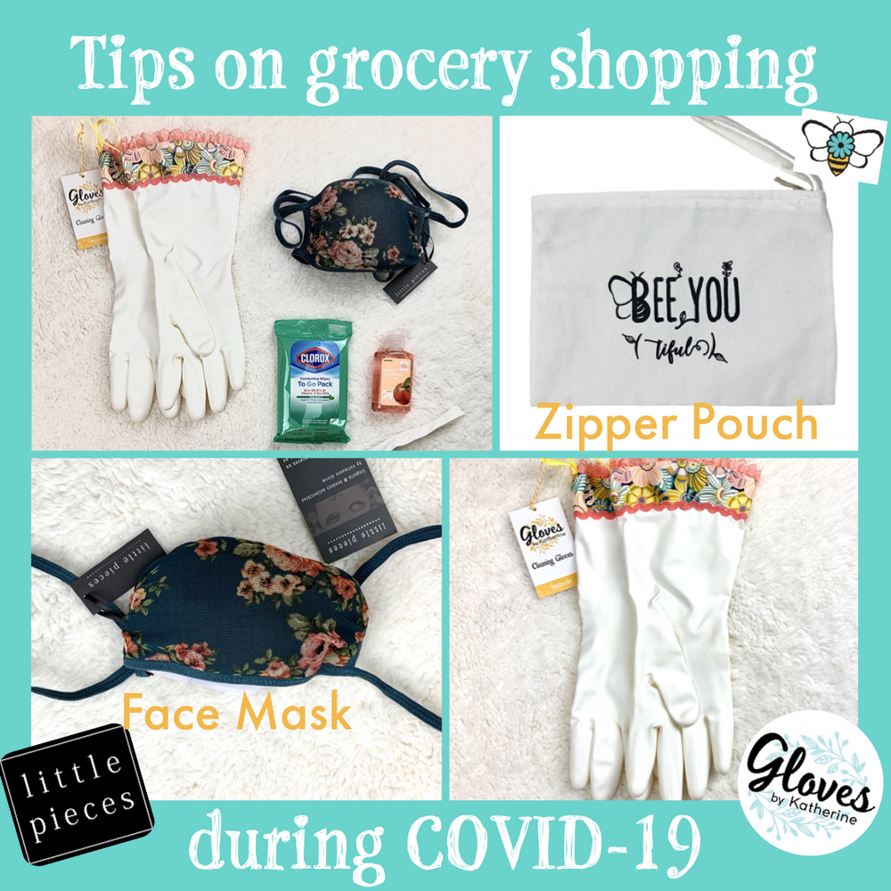 Tips & Essential Items for Healthy Grocery Shopping During COVID-19