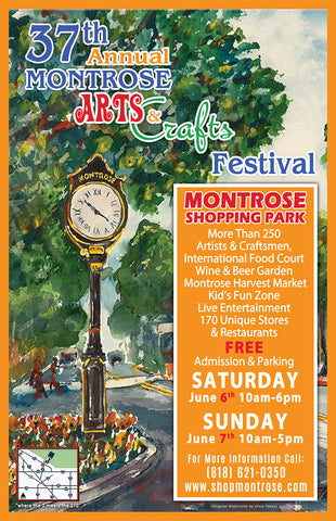 Lil Be at Montrose Arts & Crafts Festival