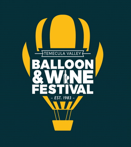 Lil Be at the Temecula Balloon & Wine Festival