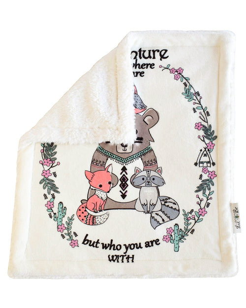 Adventure Family Security Blankie