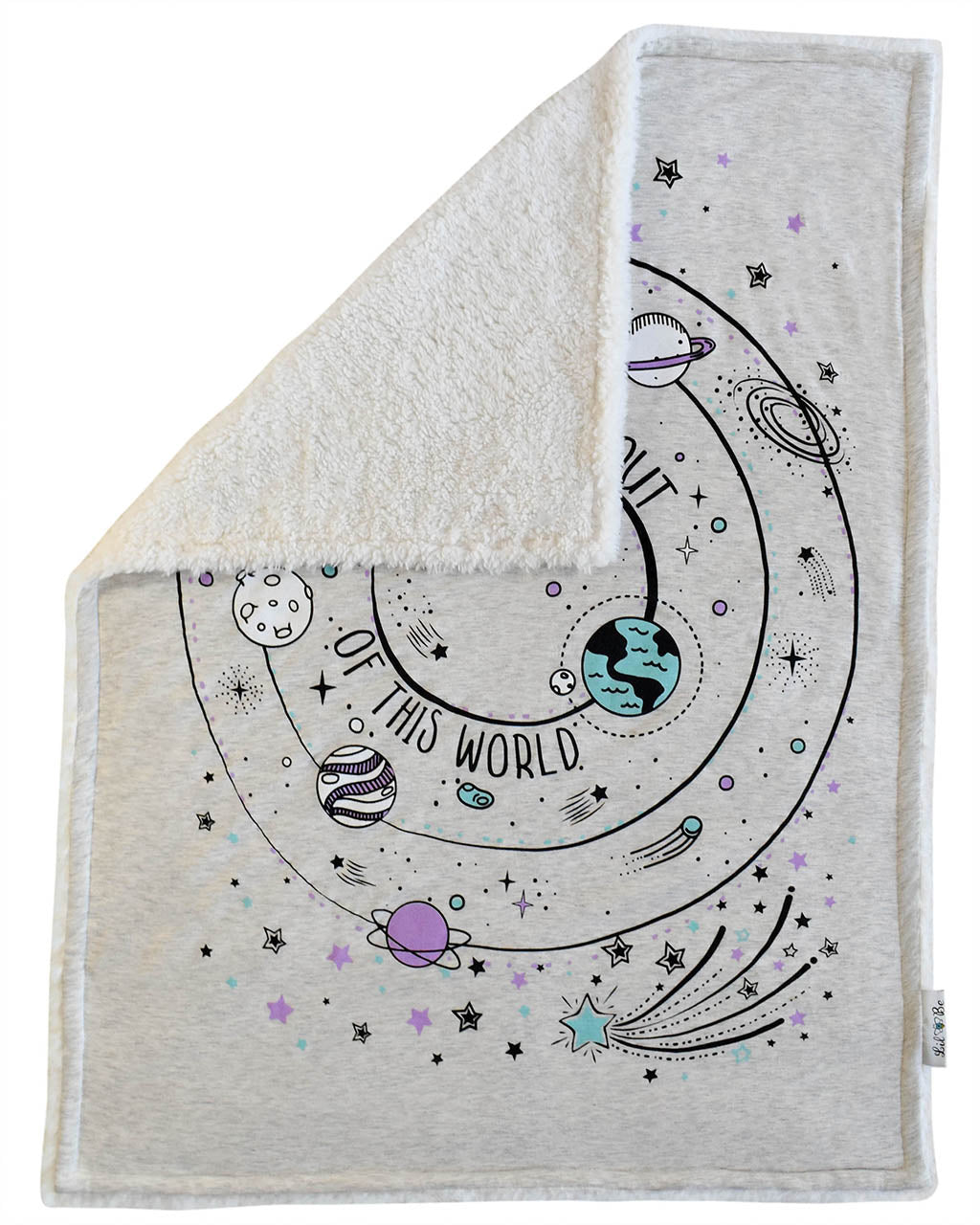 Galaxy Cozy Blanket