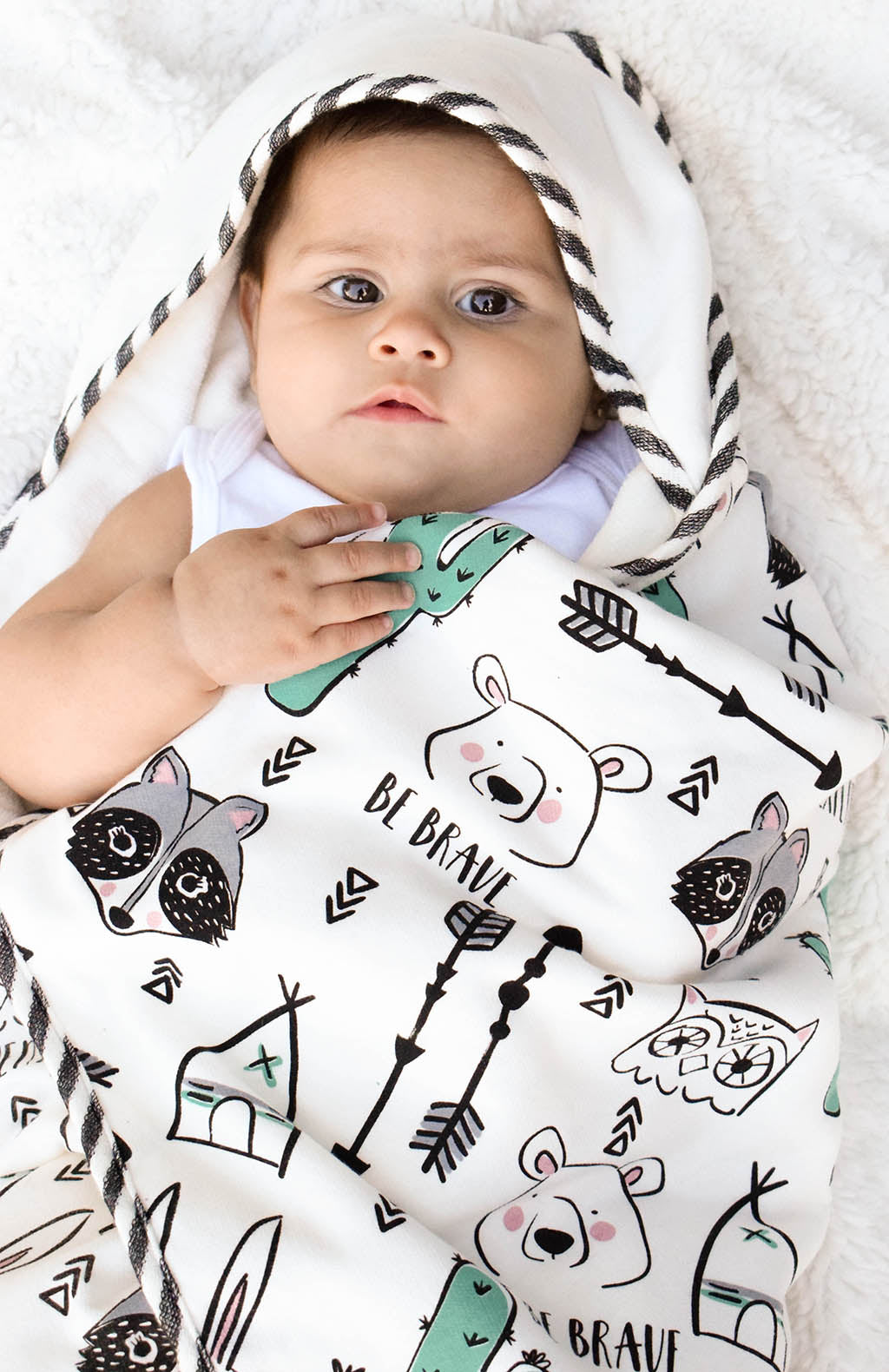 Little Critters Hooded Towel