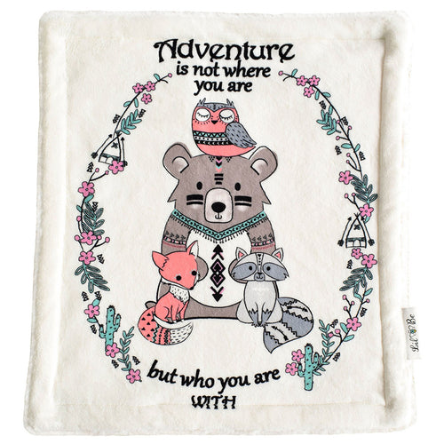 Adventure Security Blanket