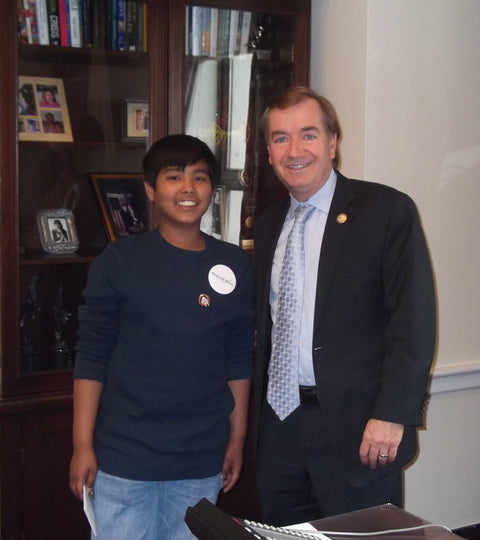 A Heartfelt Thank You Letter to U.S. Representative Ed Royce