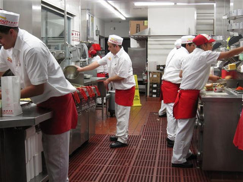 In-N-Out kitchen