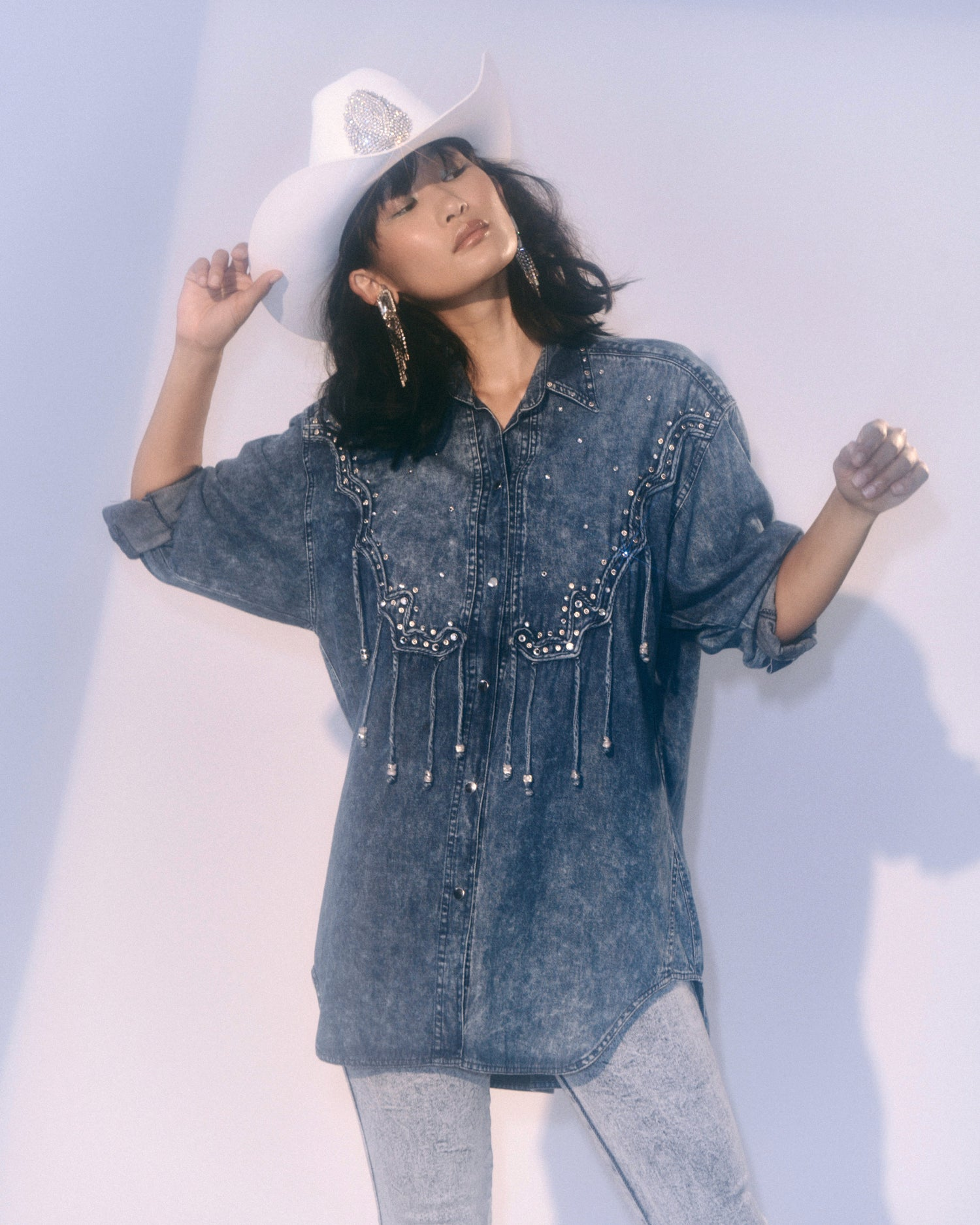 Billy Jean Denim Shirt