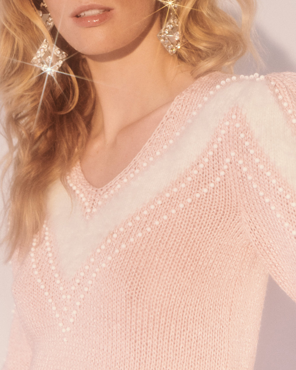 Sweetheart of the Rodeo Sweater
