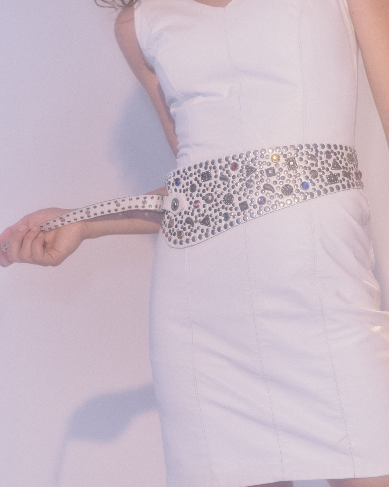 Whip it Studded Belt