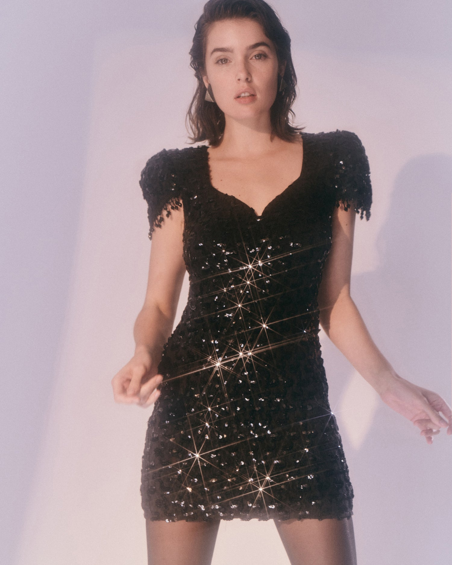 Shake It Up // Sequin dress