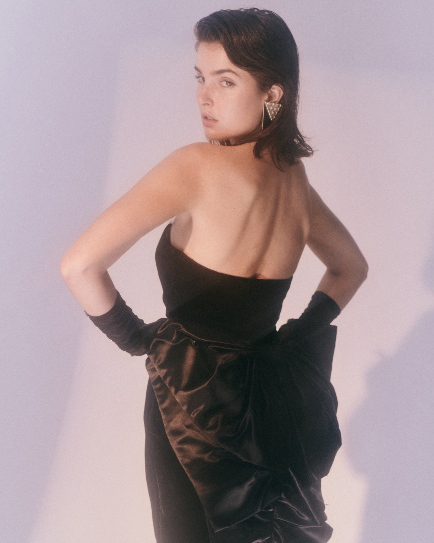 Black Velvet if you please // Dress