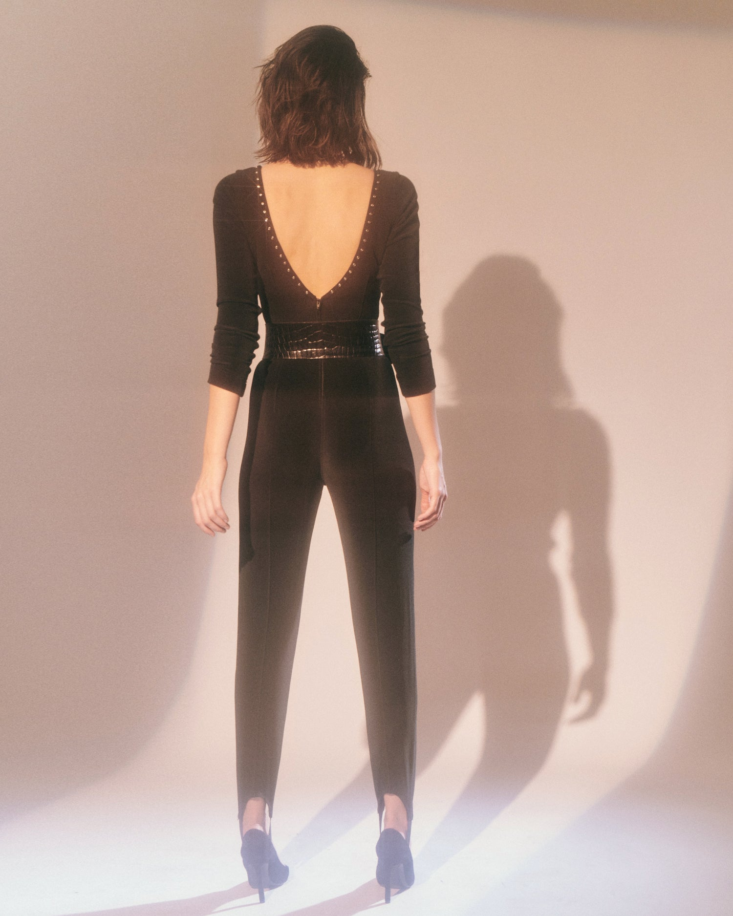 West End Girl // Embellished Catsuit