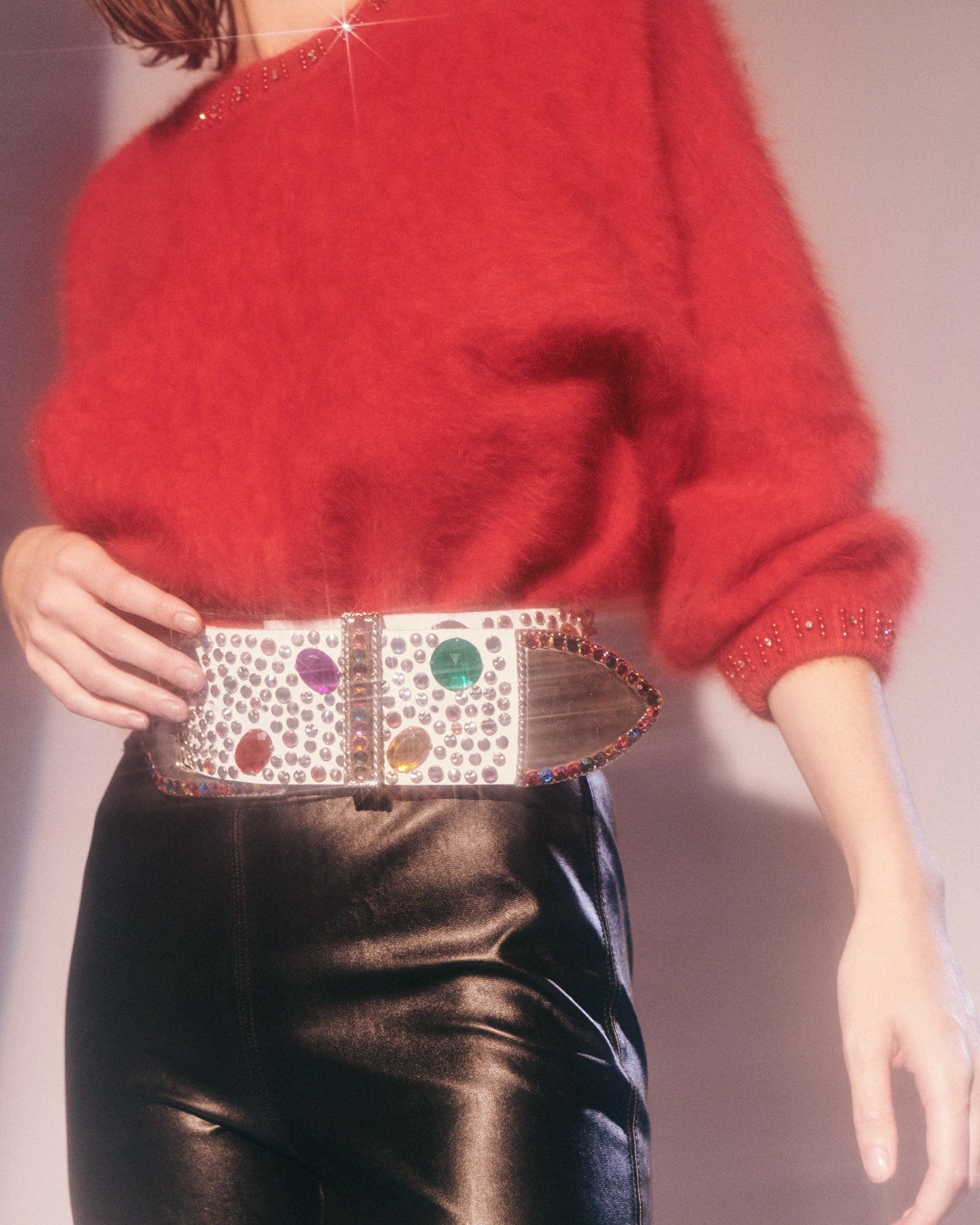 Rainbow in the dark // Gemstone Belt