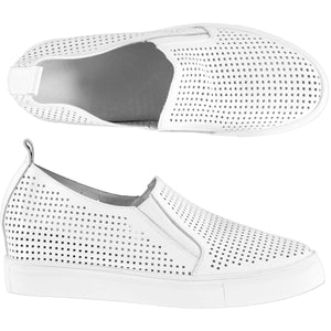 Catch Me - White Perf