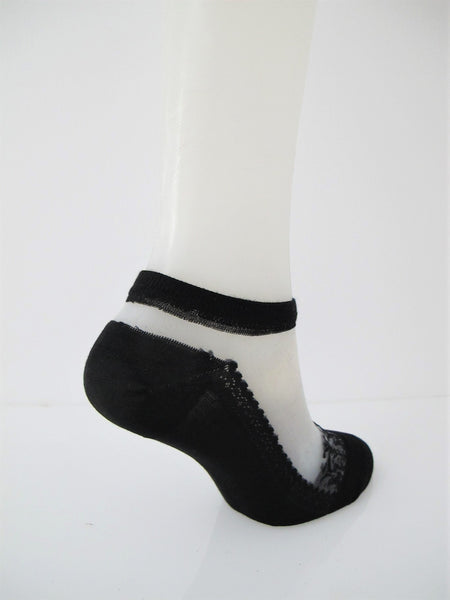 Sheer Delight Sock Two Pack