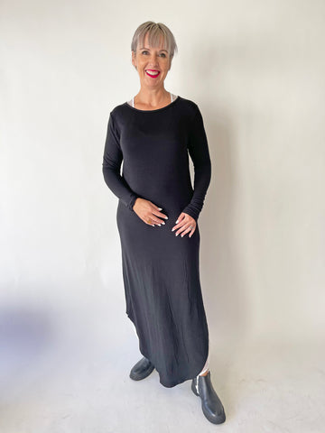 Layer Dress - Black PRE-ORDER
