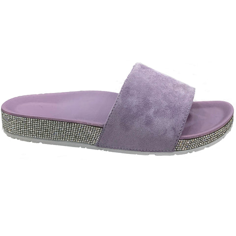 Celebrity Slide - Lilac PRE-ORDER next week