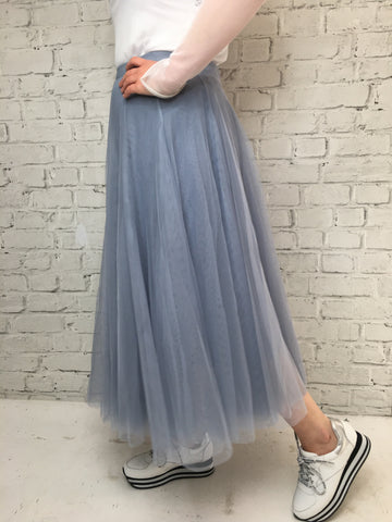 Swan Lake Tulle Tutu - Powder Blue