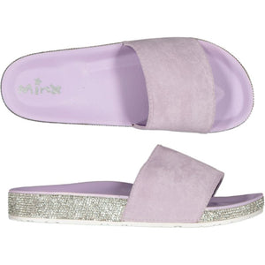 Celebrity Slide/Slipper - Lilac