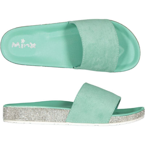 Celebrity Slide/Slipper - Mint
