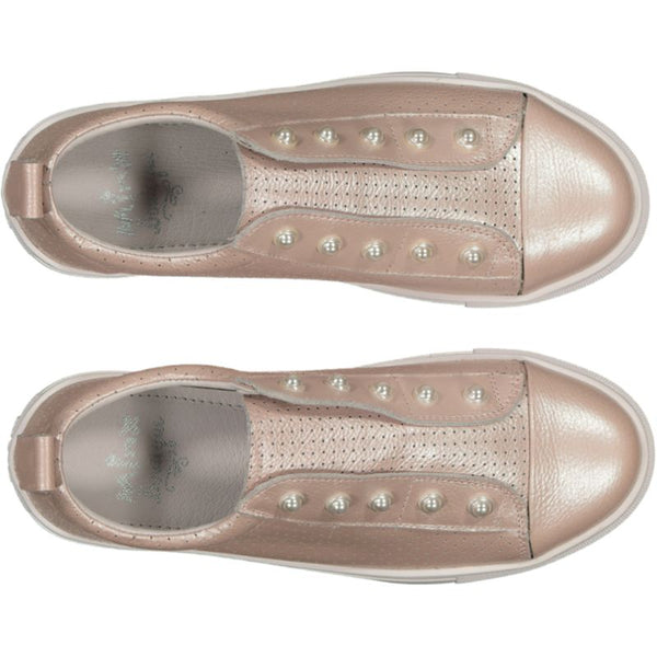 Pearla - Pink Pearl Perf/White Sole