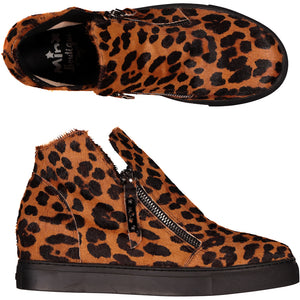 Willott Boot - Leopard Pony