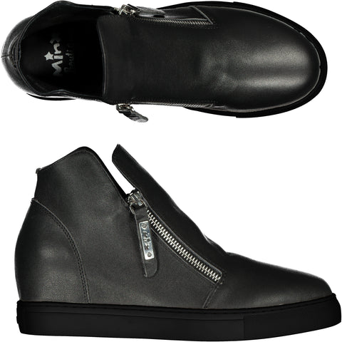 Willott Boot - Black Smooth/Black Sole