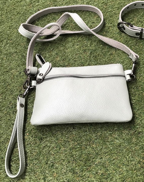 Cross Body Purse - Blush Pearl