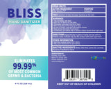 BLISS HAND SANITIZER™ 4oz.