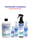 Traveler's Bundle of BLISS HAND SANITIZER™