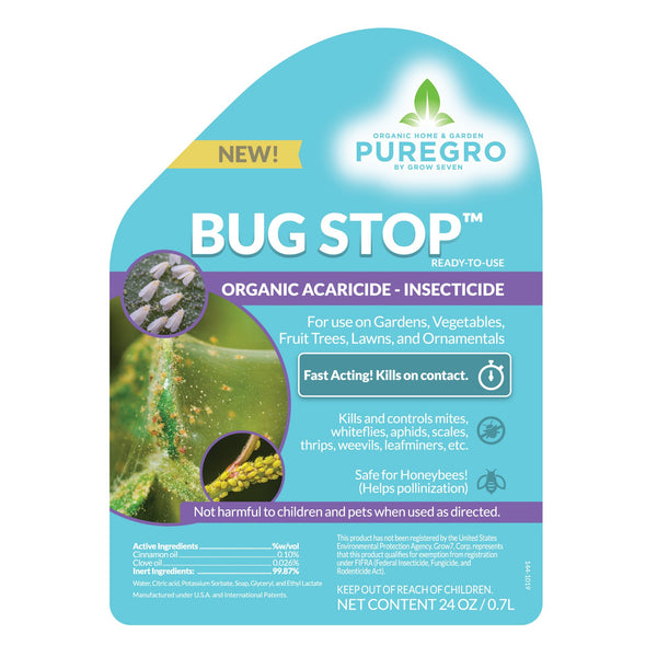 BUG STOP™ Bundle – 24oz. Ready-to-Use