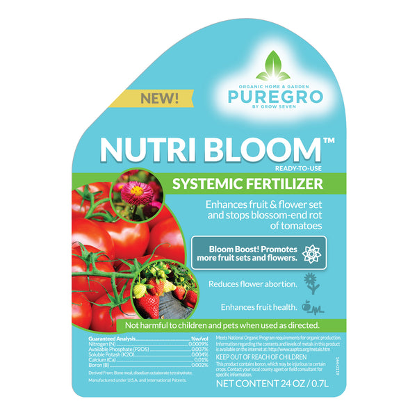 NUTRI BLOOM™ – 24oz. Ready-to-Use
