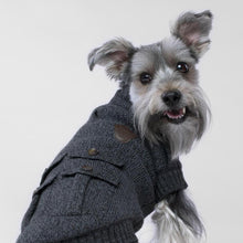 Load image into Gallery viewer, Cargo Cardigan (Charcoal) by Canada Pooch