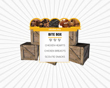 Load image into Gallery viewer, Image of Chicken Mix Bite Box