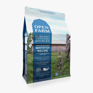 OPEN FARM CAT FOOD DRY Whitefish 4lb