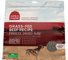 Load image into Gallery viewer, Open Farm Freeze Dried Raw Dog Food