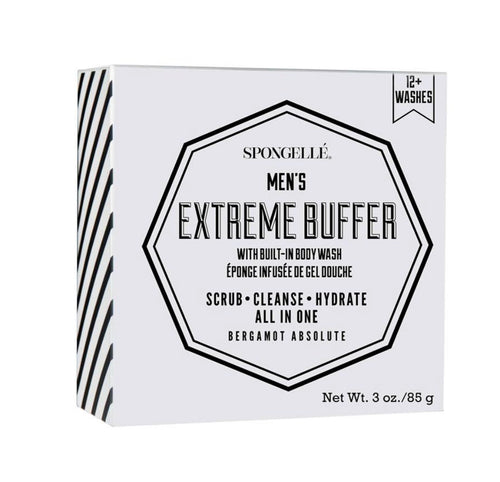 Men's Extreme Buffer  - Bergamot Absolute 2.5oz