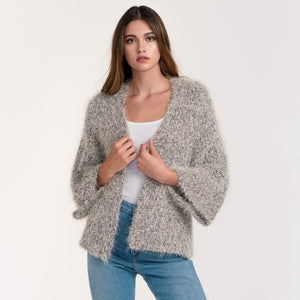 Mirror Ball Knit Cardigan