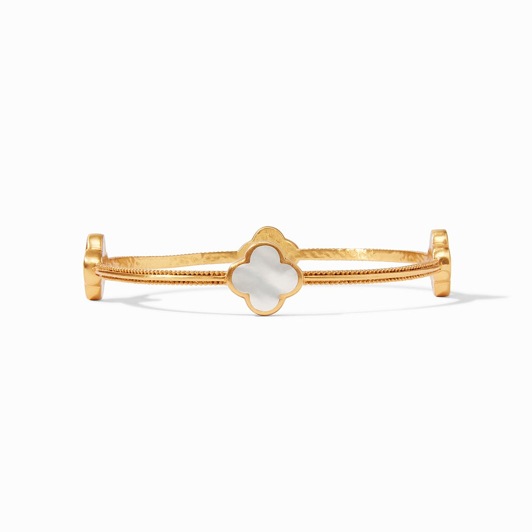 Chloe Bangle Mother of Pearl - Large