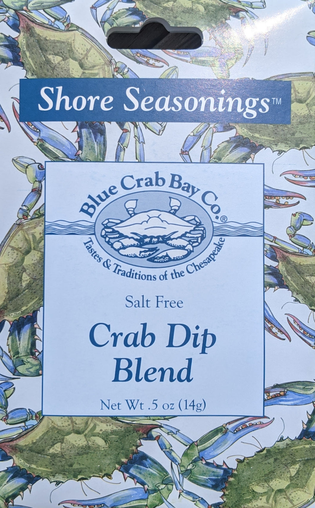 Shore Seasonings - Crab Dip Blend