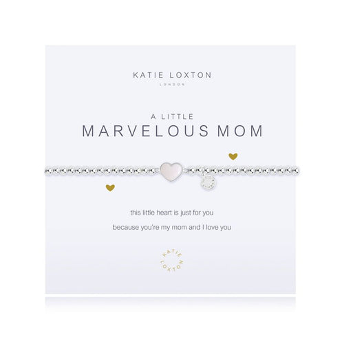 gift for mom under 25 silver bracelet near annapolis md, katie loxton