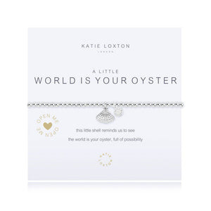 Katie Loxton-The World Is Your Oyster