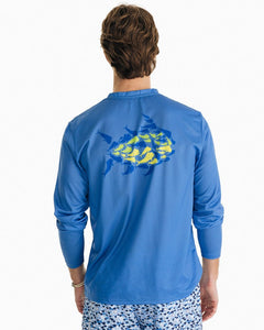 Southern Tide Mahi Mahi Performance T-Shirt