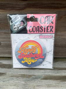 Simply Southern Car Coasters - (available in 4 styles)