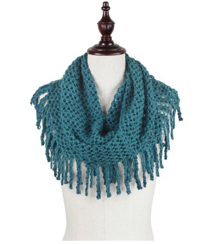 fall teal scarf shop in edgewater maryland
