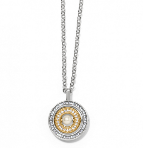 Meridian Pearl Spin Pendant