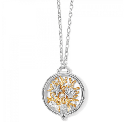 Paradise Cove Shaker Necklace